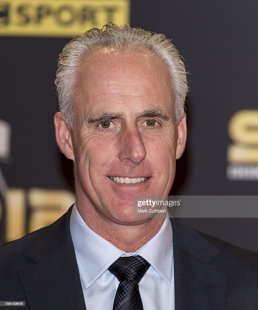 <a gi-track='captionPersonalityLinkClicked' href=/galleries/search?phrase=Mick+McCarthy&family=editorial&specificpeople=226594 ng-click='$event.stopPropagation()'>Mick McCarthy</a> attends the BBC Sports Personality Of The Year Awards at ExCel on December 16, 2012 in London, England.