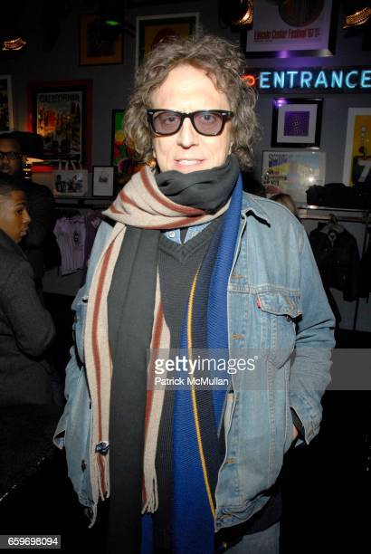 Mick Rock attends Hilfiger Denim Marky Ramone Paper Magazine Invite you to Celebrate The Launch of MARKY RAMONE'S ROCK SCENE COLLECTION at Hilfiger...
