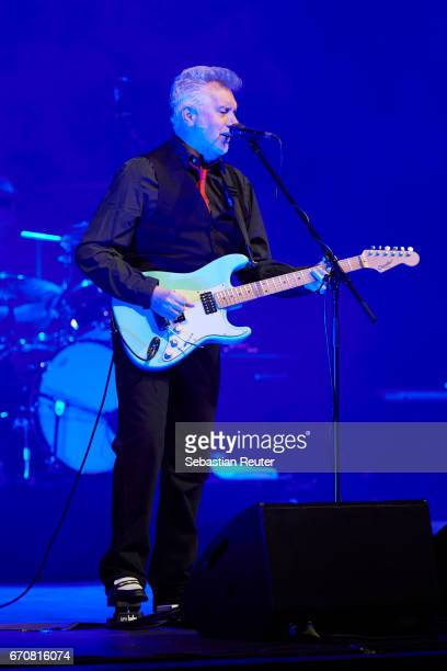 Mick Rogers of Manfred Mann's Earthband performs at Admiralspalast on April 20 2017 in Berlin Germany
