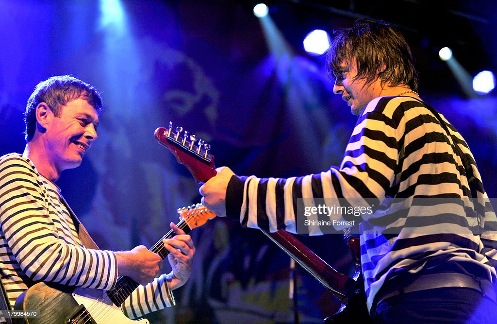 Babyshambles Perform At The Manchester Academy