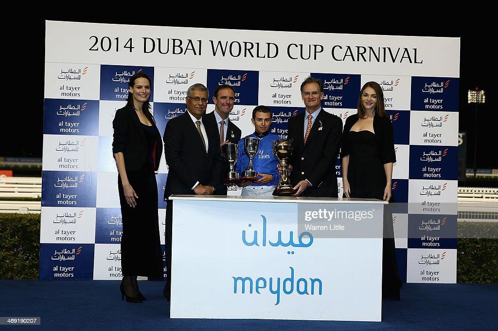 Dubai World Cup Carnival Races