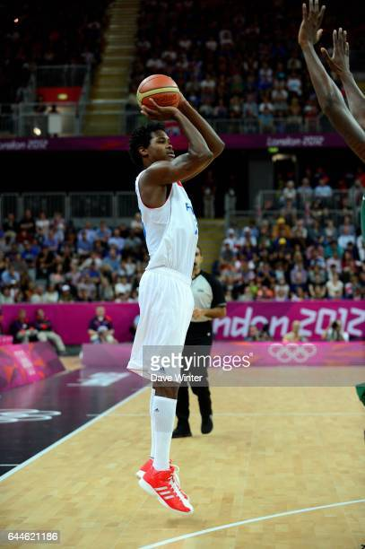 Mickael GELABALE France / Nigeria Jeux Olympiques Londres 2012 Photo Dave Winter / Icon Sport