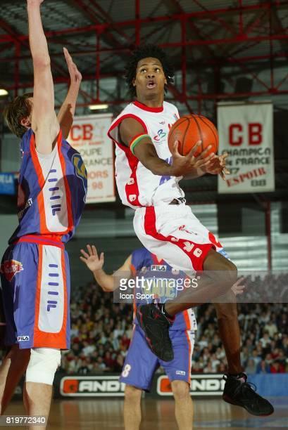Mickael GELABALE CHOLET Championnat de France de Basket Pro A