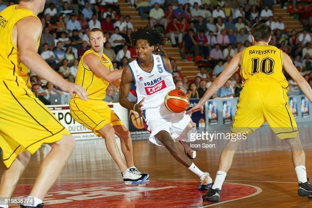 Mickael GELABALE France / Ukraine Tournoi de Limoges Basket Ball
