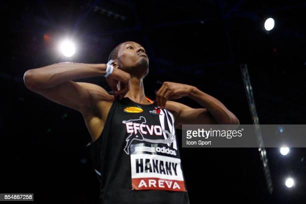 Mickael HANANY Championnat de France en salle Hauteur Bercy Paris