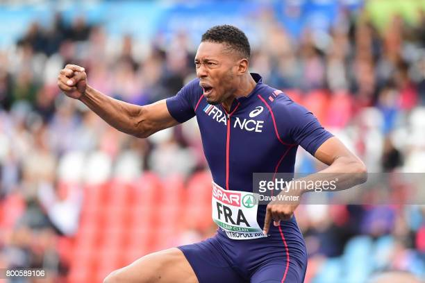 Mickael Hanany during the European Athletics Team Championships Super League at Grand Stade Lille Mtropole on June 24 2017 in Lille France