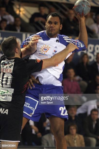 Mickael SINCERE / Julien SEGOND Montpellier /Nimes 8eme Journee de division 1 Rene Bougnol