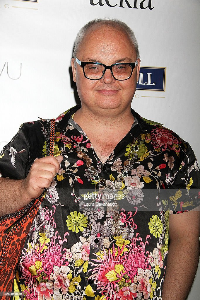 Mickey Boardman attends the 2014 Young Friends Of ACRIA Summer Soiree at Highline Stages on June 11, 2014 in New York City.