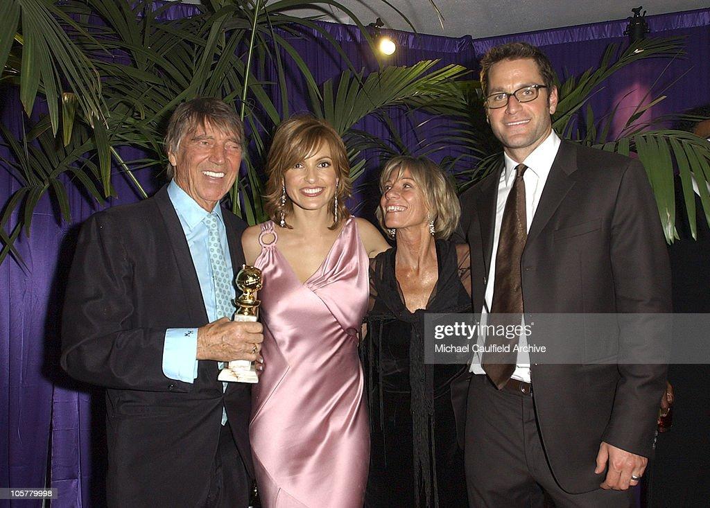 2005 InStyle/Warner Bros. Golden Globes Party - Inside