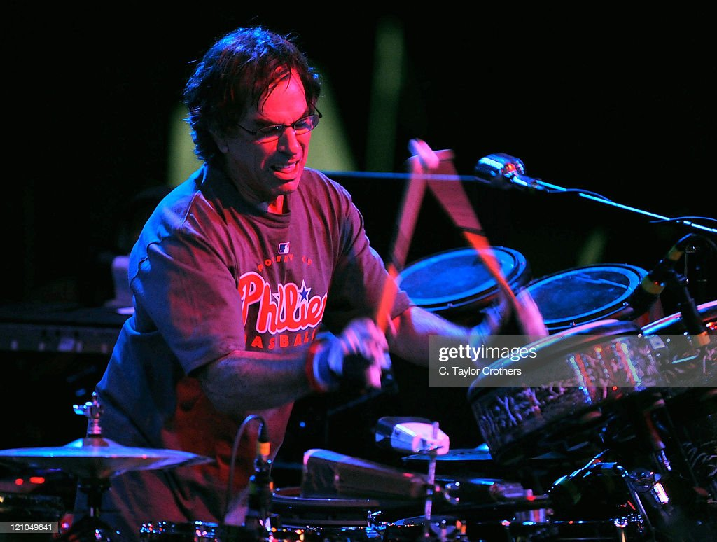 Rothbury Music Festival 08 - Day 1 - Mickey Hart Band feat Steve Kimock and