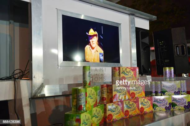 Mickey Munday via skype during a Private viewing and QA of An Exhibit of the automotive culture in Miami Now and Then in 2017 at Miami Supercar Rooms...