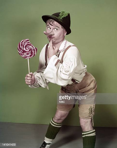 Mickey Rooney as Pinocchio Photo by NBC/NBCU Photo Bank