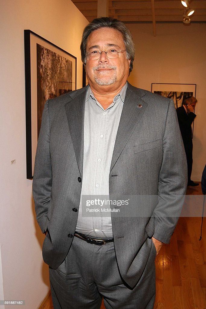 Micky Arison attends Flomenhaft Gallery Features Neil Folberg's Latest Photographic Work at Flomenhaft Gallery on October 27 2005 in New York City