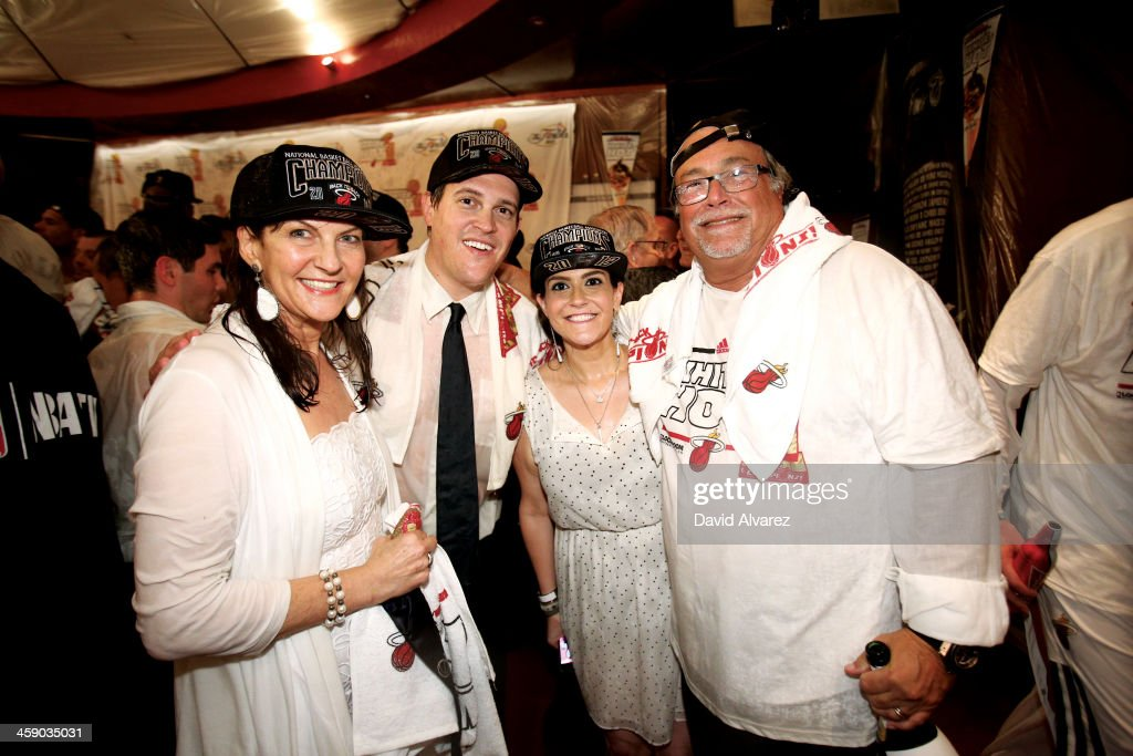 <a gi-track='captionPersonalityLinkClicked' href=/galleries/search?phrase=Micky+Arison&family=editorial&specificpeople=544851 ng-click='$event.stopPropagation()'>Micky Arison</a>, owner of the Miami Heat, poses for a portrait following his team's victory against the San Antonio Spurs in Game Seven of the 2013 NBA Finals on June 20, 2013 at American Airlines Arena in Miami, Florida.