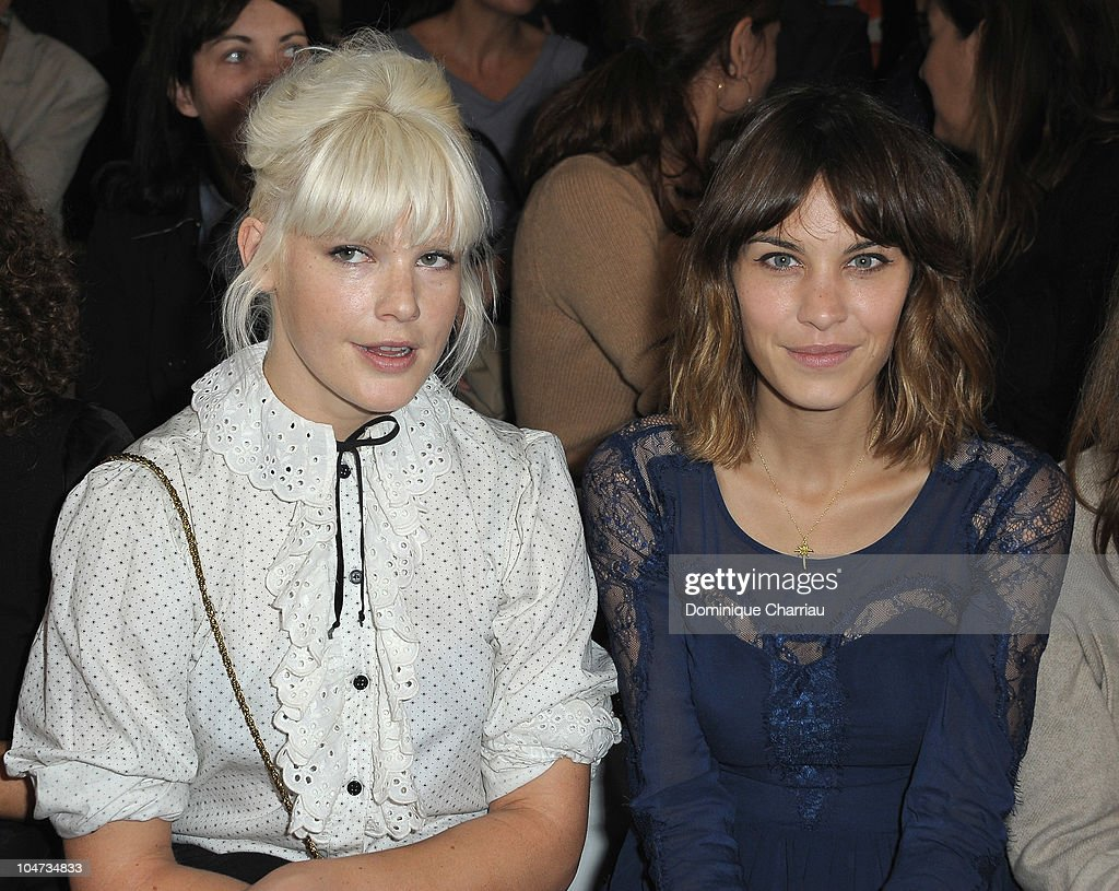 Chloe - Paris Fashion Week Spring/Summer 2011 Front Row