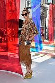 N.21 - Front Row - Milan Men's Fashion Week...