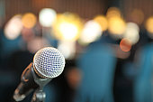 Microphone, Singing, Singer, Voice, Event