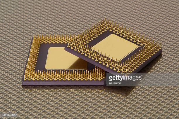 Microprocessor on Wafer