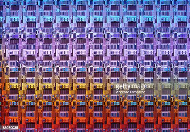 Microprocessors on Silicon Wafers