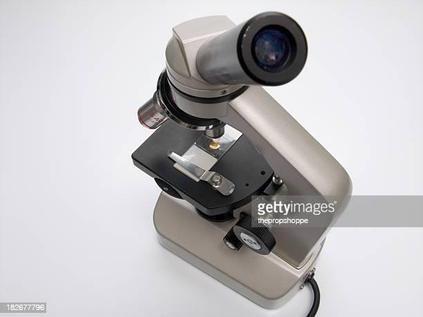 Microscope du dessus