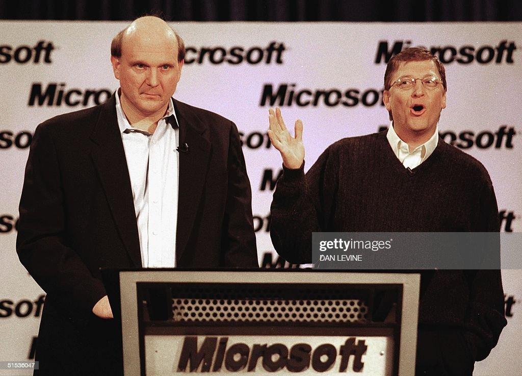 Image result for Bill Gates Steps Aside