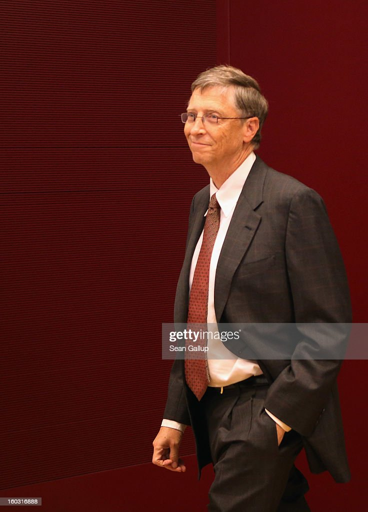 a description of bill gates as the founder of microsoft Microsoft co-founder bill gates, the second richest man in the world, is one of the biggest reformers in the technology sector in history  description: while .
