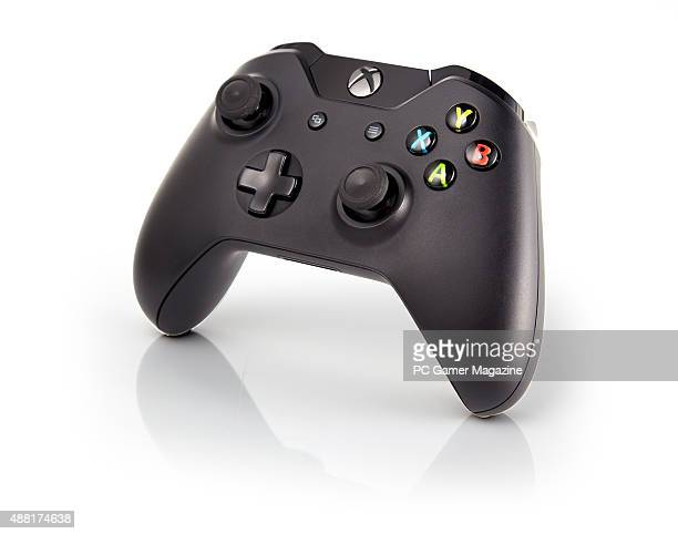 A Microsoft Xbox One Wireless controller taken on July 24 2014