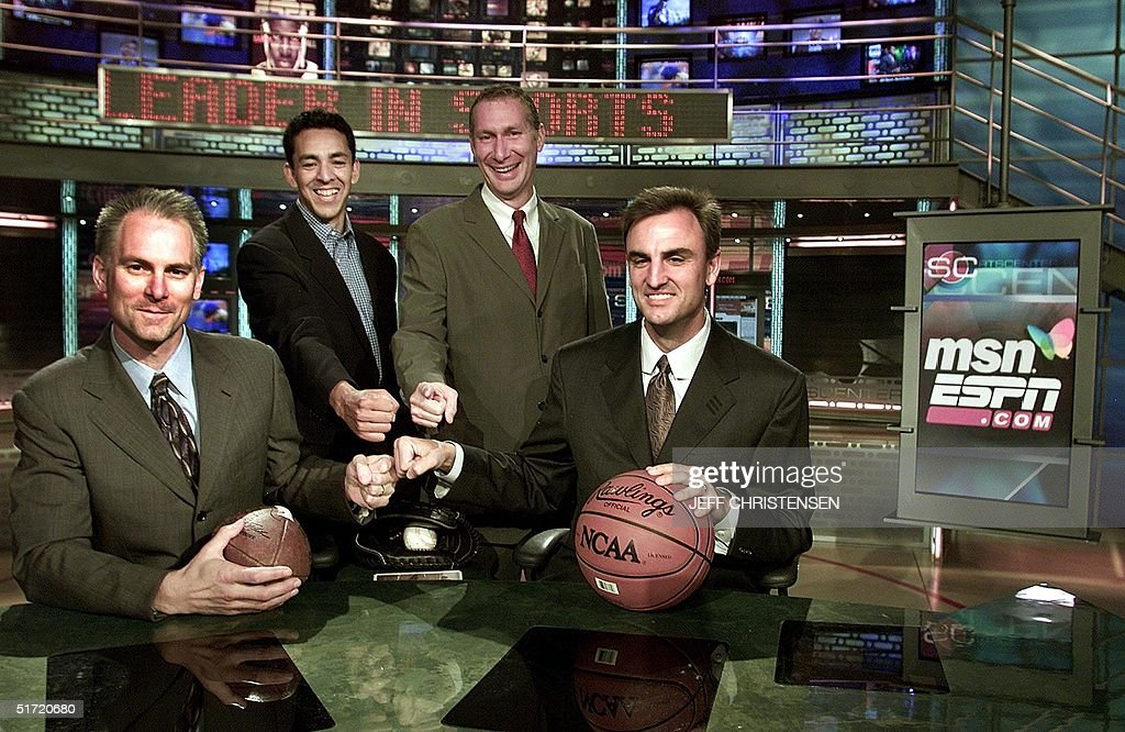 Microsoft's MSN web site and ESPNcom announced an agreement 06 September 2001 in Bristol CT to deliver ESPN's online sports content on the Web...