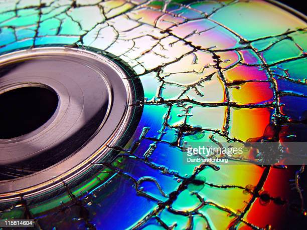 CD-ROM au micro-ondes