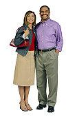 Mid Adult Couple