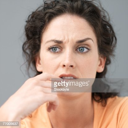 anoxia fingers biting adult