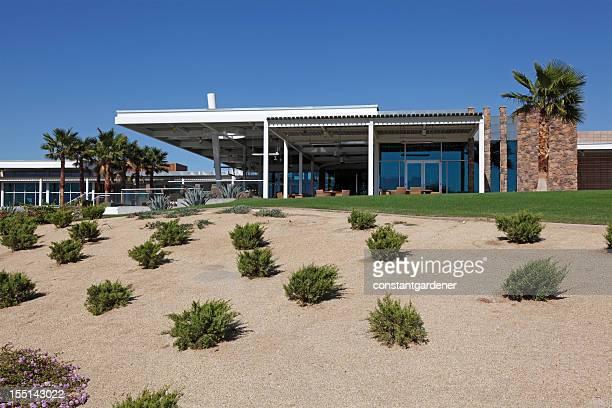 Mid siècle à l'Architecture du désert de Palm Springs