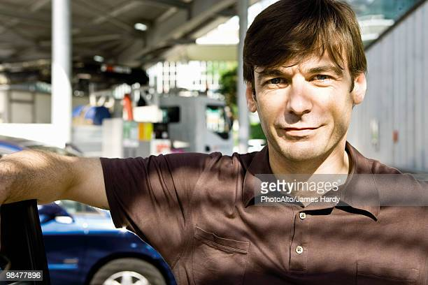 Mid-adult man, portrait