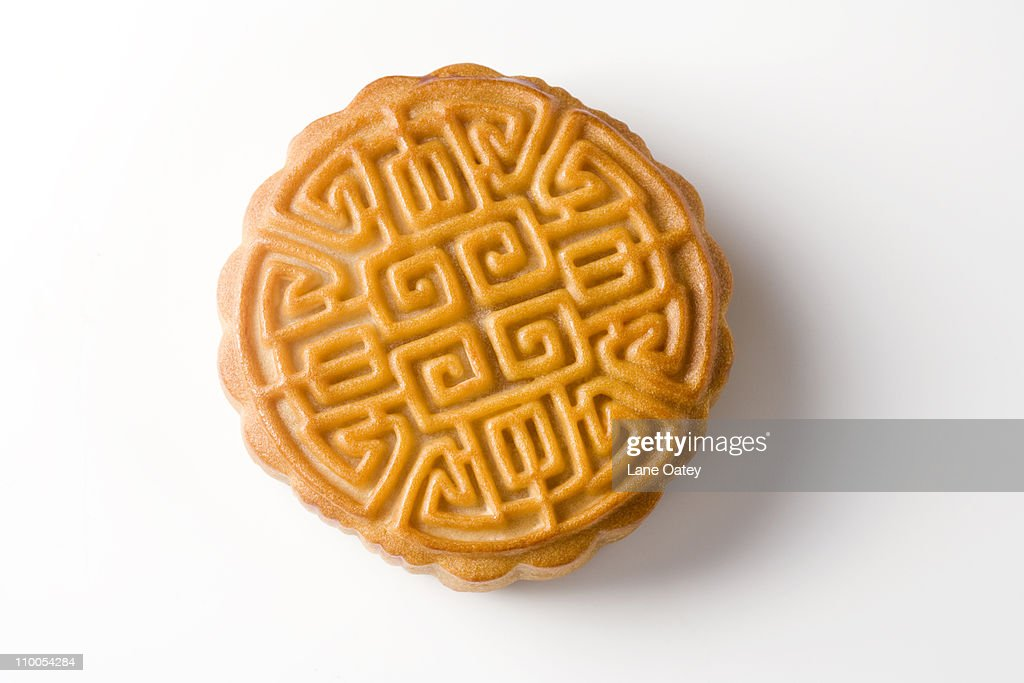 Mid-Autumn Festival Moon Cake : Stock Photo