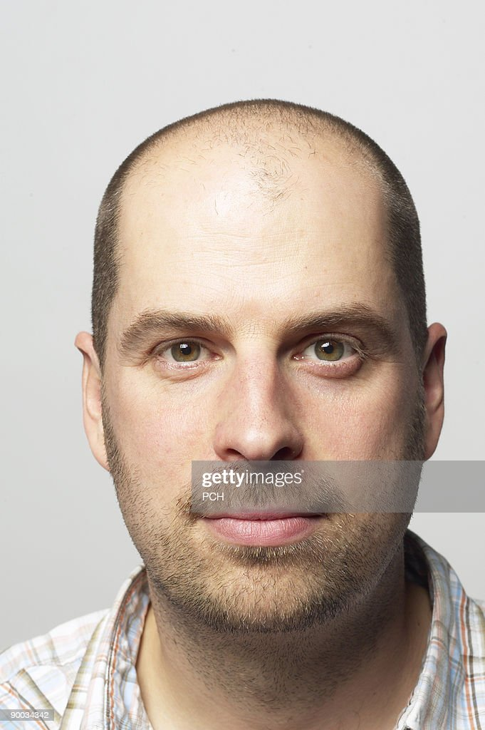 Middle aged man portrait : Stock Photo