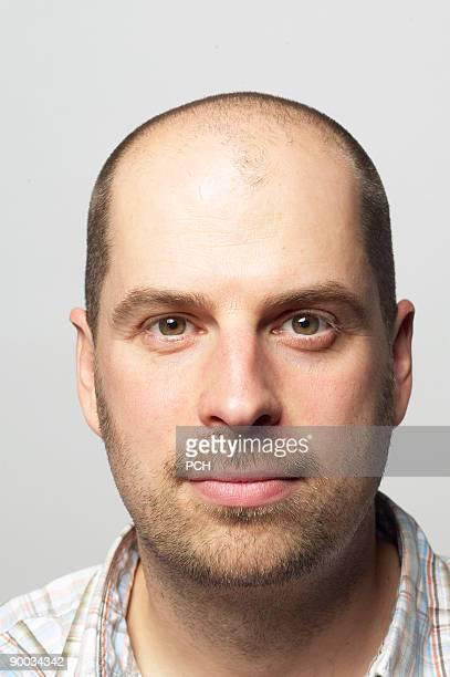 Middle aged man portrait