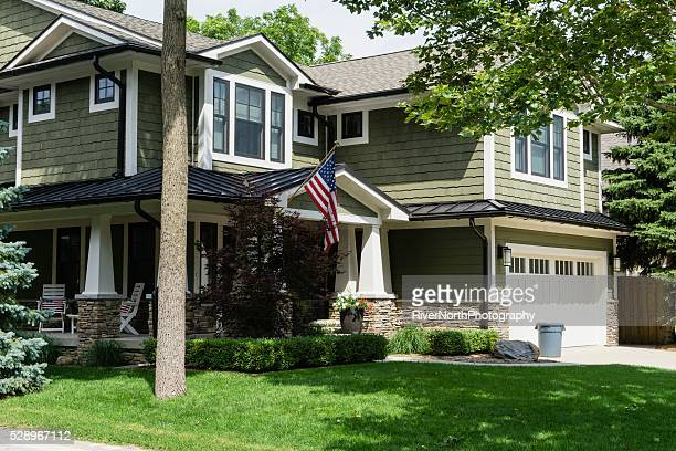 Rochester michigan stock photos and pictures getty images for American classic homes mn