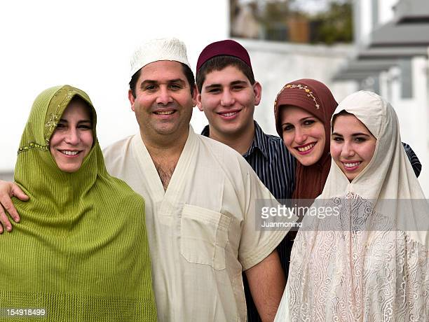 Middle Eastern Family
