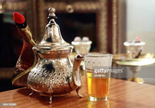 middle eastern teapot