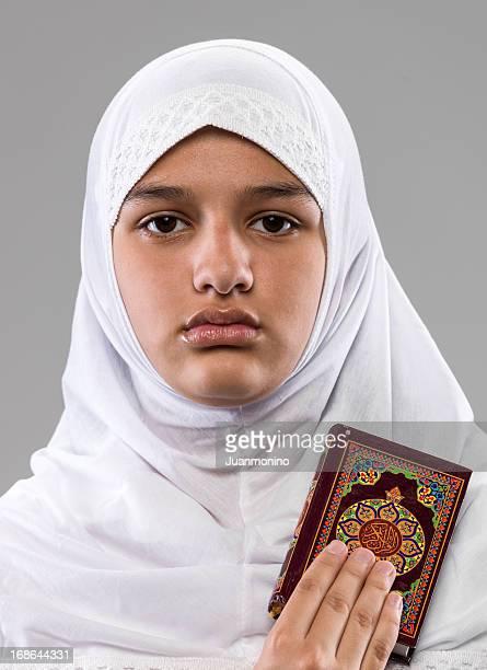 Middle Eastern Teenage Girl