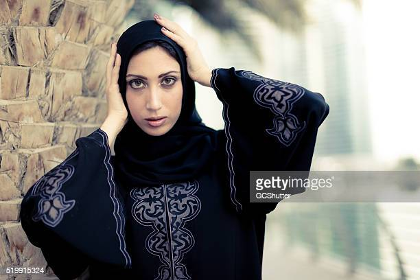 Middle Eastern Woman