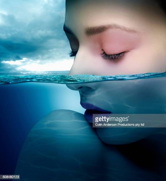 Underwater Woman Stock Photos and Pictures | Getty Images