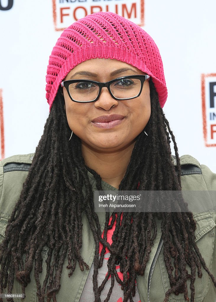 'Middle of Nowhere' writer/director Ava DuVernay attends the Film Independent Forum at the DGA Theater on October 27, 2013 in Los Angeles, California.
