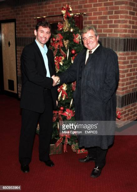 Middlesbrough manager Bryan Robson is reunited with Terry Venables who will act as head coach at the relegationthreatened club until the end of the...