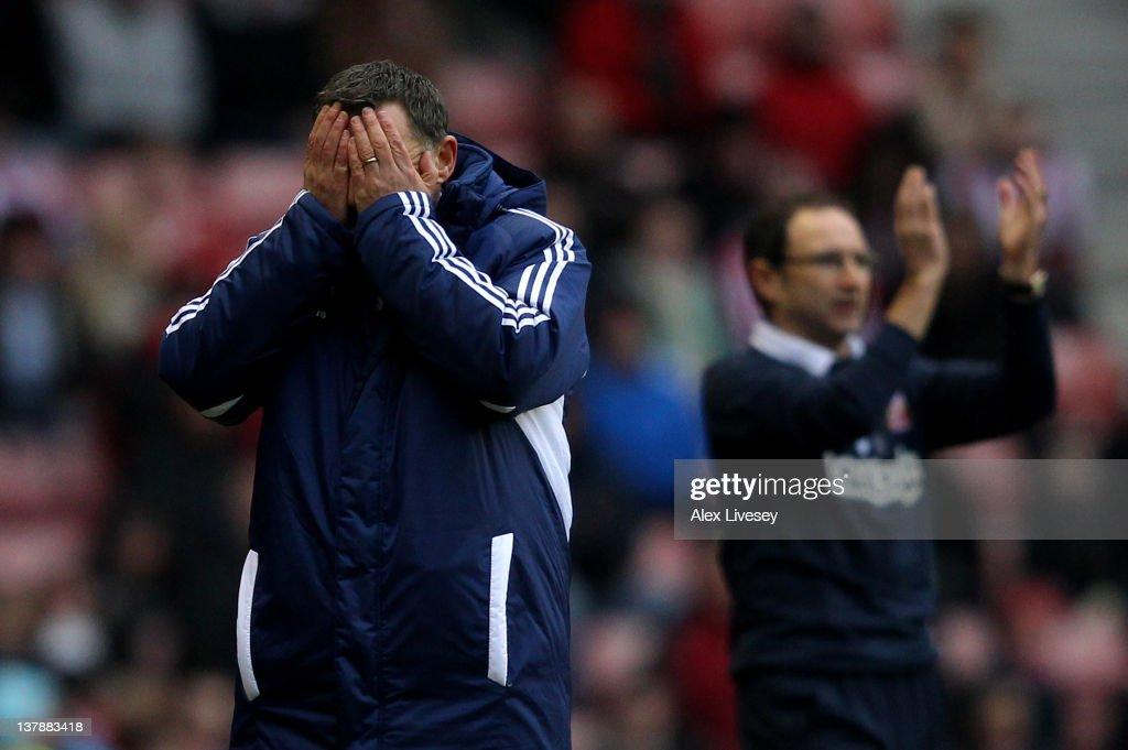 Sunderland v Middlesbrough - FA Cup Fourth Round