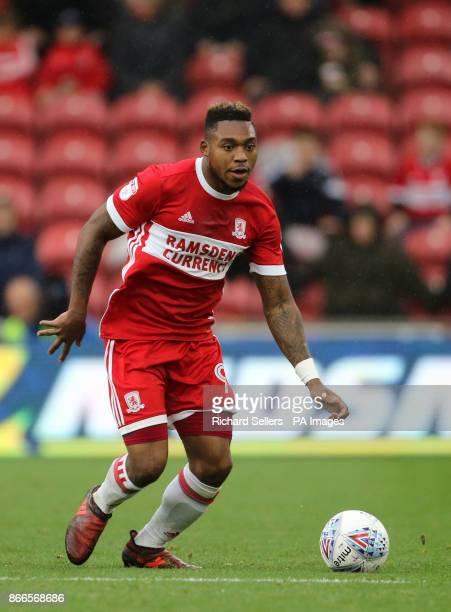 Middlesbrough's Britt Assombalonga