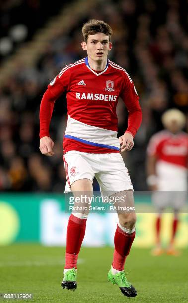 Middlesbrough's Marten de Roon