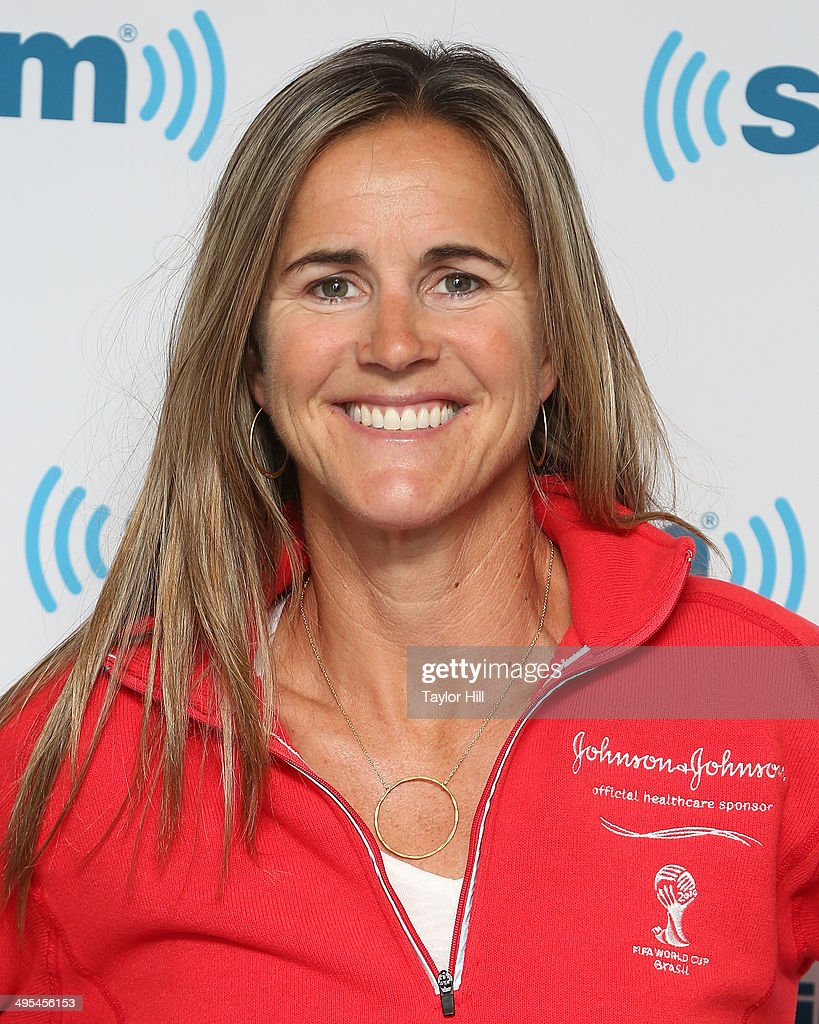 World Cup Champ Brandi Chastain Is Donating Her Brain For CTE Research