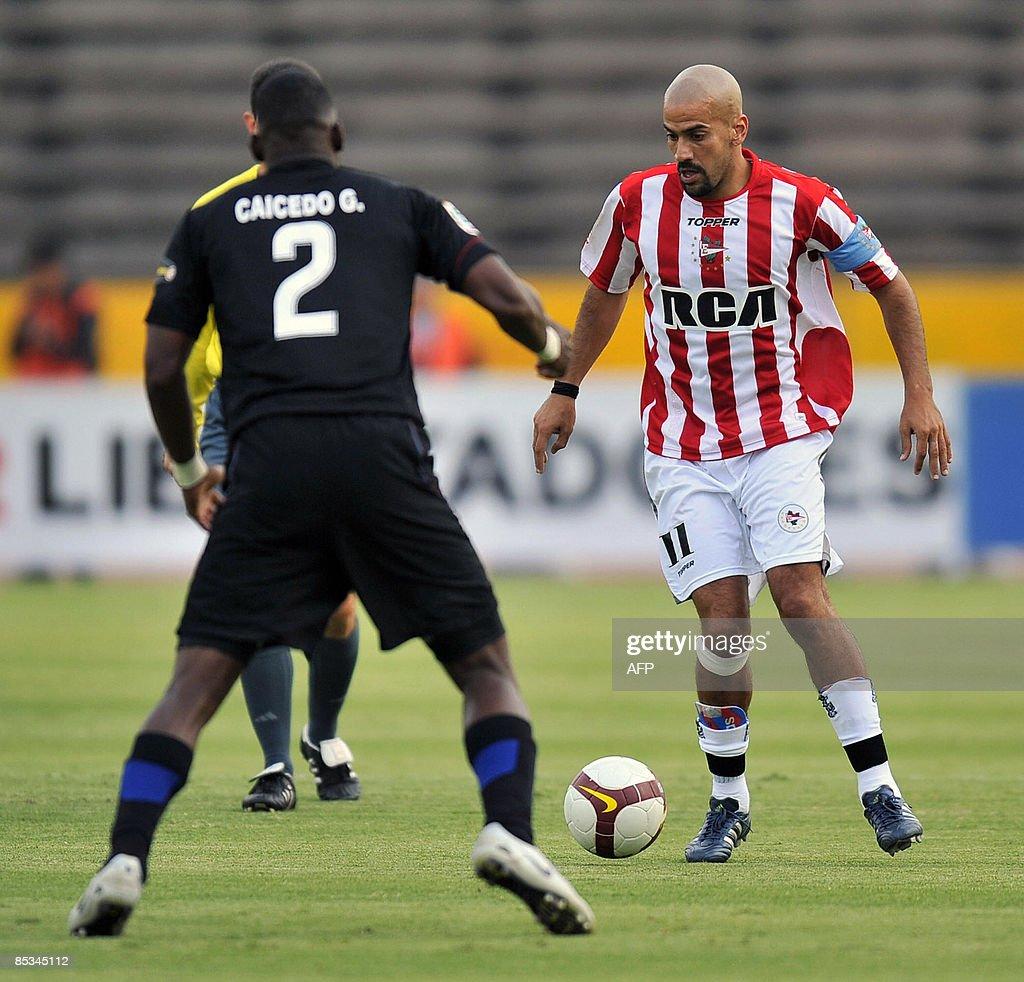 Midfielder Juan Sebastian Veron R of A