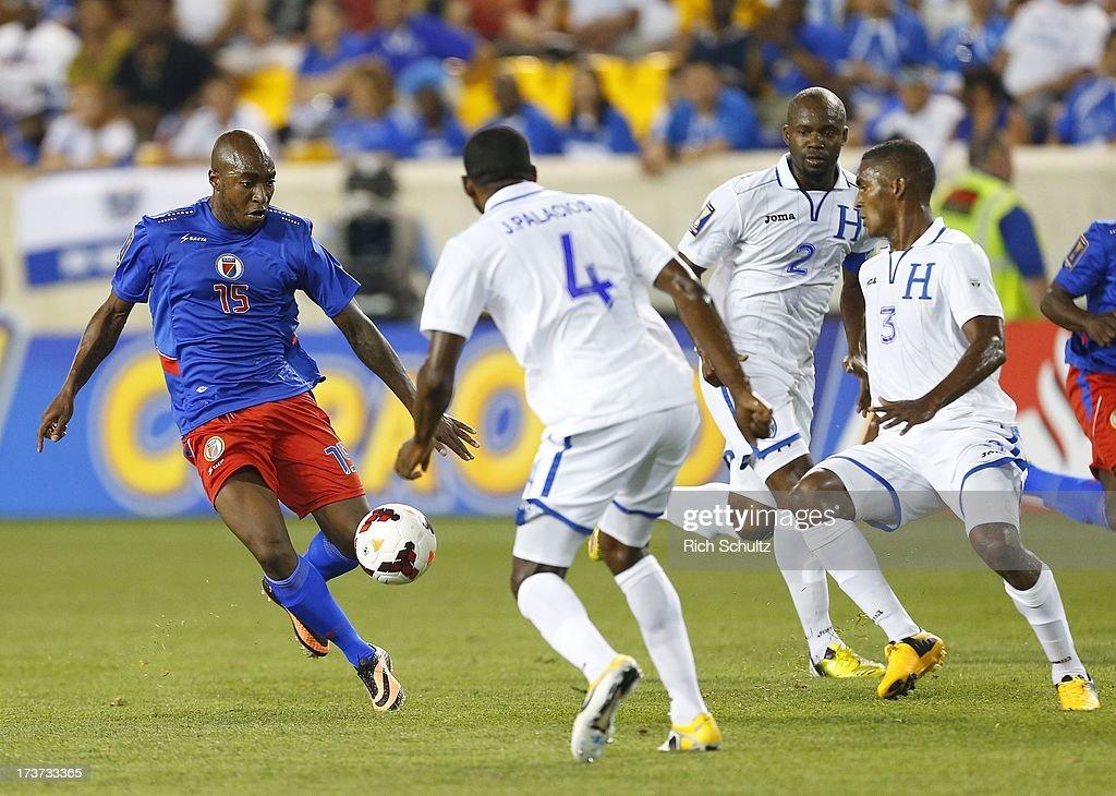 Haiti v Honduras - 2013 CONCACAF Gold Cup